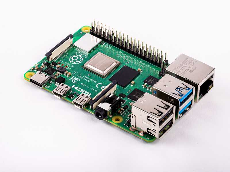 The new Raspberry PI4B